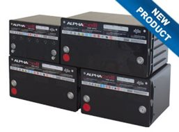 Alpha AlphaCell XTV | Cable Batteries