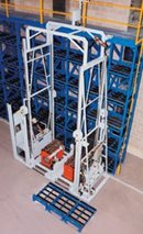 Sackett Systems Five High Stacker