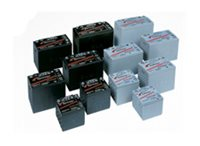 Exide GNB Sprinter S12V550NG Batteries