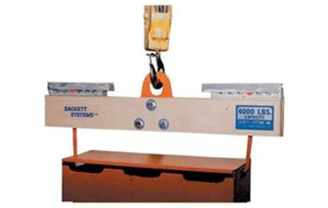 Sackett Systems Battery Lifting Beam