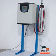 Carney Battery Charger Mounting