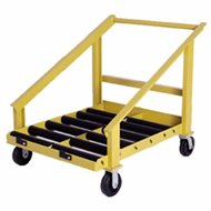 BHS Roller Battery Transfer Cart (RTC)