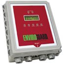 EnviroGuard Deluxe Four Channel Hydrogen Gas Monitor