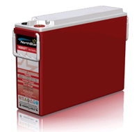 Northstar Telecom NSB Red Battery