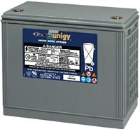 Deka Unigy HR5500 High Rate Batteries