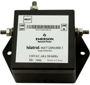 Emerson Islatrol INXT120NL000-1 AC Power Line Filter