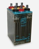 EnerSys PowerSafe 3CC-7M Batteries