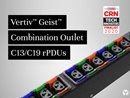Vertiv Geist Monitored Rack PDU
