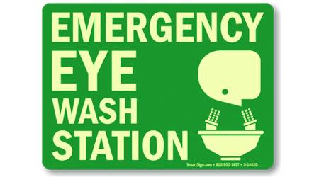 Eyewash-Stations