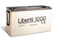 C&D Liberty 1000 Batteries