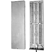 Emerson 25 & 50-Pair Protected Terminal Blocks & Enclosures