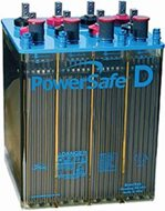 EnerSys PowerSafe D Batteries