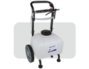 Battery Watering Technologies 9 Gallon Aqua Sub Jr. Cart