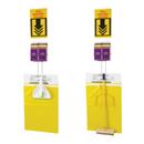 BHS Battery Spill Kit Wall Mounts
