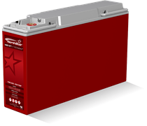 Northstar NSB 170FT HT Red Batteries