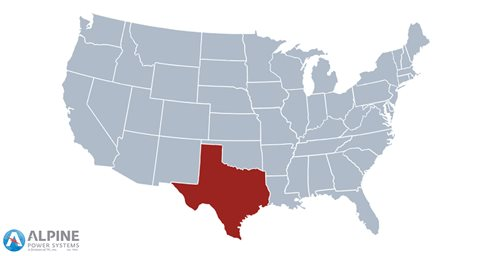Press Release: Alpine Power Systems Expands Their Motive Power Footprint into the Texas Market