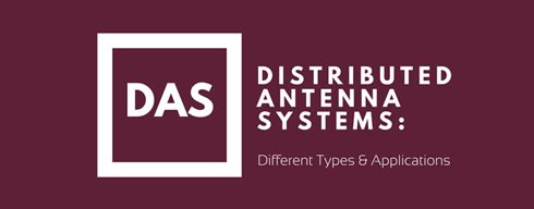 Distributed Antenna Systems: Different Types & Applications