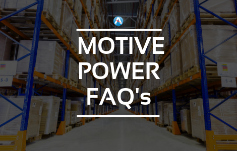 Motive Power FAQ's